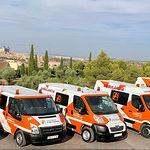 Ambulancias Finisterre.