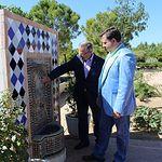 Inauguración de 'Los Jardines del Mundo' en el Jardín Botánico de Castilla-La Mancha.