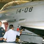 Visita Felipe VI a Base Aérea Los Llanos Albacete