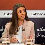 Laura Tirado, alumna de 4º curso del grado de Relaciones Laborales y Recursos Humanos de la UCLM