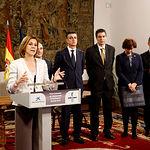 """La Obra Social """"la Caixa"""" y el Gobierno de Castilla-La Mancha colaborarán en el IV Centenario de la segunda parte de El Quijote"""