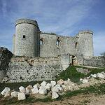 Castillo de Pioz.