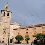 Iglesia Parroquial de Santa Catalina, en El Bonillo.