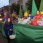 Cabalgata de Reyes de Argamasilla de Alba 2018.