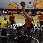 El BSR Amiab Albacete se consuela con la medalla de bronce de la Copa del Rey de Baloncesto en Silla de Ruedas