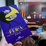 Presentación de la programación del stand de la Diputación de Albacete en la Feria 2018