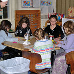 Para mejorar la calidad de la enseñanza resulta fundamental la participación activa de padres y madres. Foto: Colegio.