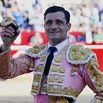Paco Ureña - Primer toro - Feria Taurina de Albacete 2017 - 12 de septiembre. Foto José María Mondejar