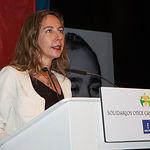 Patricia Sanz, vicepresidenta 2ª del Consejo General de la ONCE.