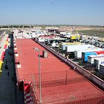 Paddock a tope