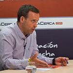 Onésimo González, cabeza de lista de Ciudadanos C's al Congreso por Albacete.