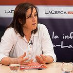 Juana García Sánchez, directora gerente de Quesos y Bodega Cerrón.