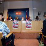La Casa del Pueblo en Albacete acogió un acto para analizar la Ley regional para una Sociedad Libre de Violencia de Género