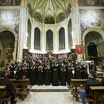 El Obispo de Albacete, Don Ángel Fernández, ofreció una oración en la Catedral de Albacete ante la imposibilidad de celebrarse la Procesión del Santo Entierro del Viernes Santo de Albacete