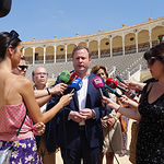 Vicente Casañ, alcalde de Albacete. Foto: La Cerca - Manuel Lozano García