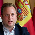 Vicente Casañ, alcalde de Albacete. Foto: Manuel Lozano García / La Cerca