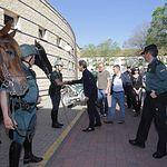 El delegado del Gobierno en Castilla-La Mancha visita en Villarrobledo el Centro de Seguridad del Viña Rock