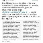 Post en Twitter embajador de Panamá, Milton C. Henriquez.