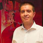 Santiago Cabañero, Secretario de Organzación del PSOE en Albacete.