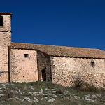 Iglesia parroquial del Espíritu Santo, en la localidad de Riópar Viejo.