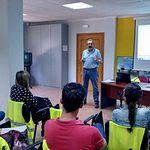 Visita de empresarios de AGESAM al Centro de Tratamiento de Residuos de Albacete.
