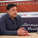 Julián Morcillo, secretario general de la Unión de Pequeños Agricultores y Ganaderos de Castilla-La Mancha