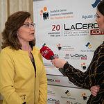 Cármen Córcoles, decana de la Facultad de Económicas y Empresariales de la UCLM en Albacete