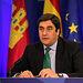 Ignacio Echániz informa del Consejo Gobierno1 16-04-2015. Foto: JCCM.