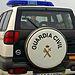 Foto de un Coche de la Guardia Civil (Archivo)