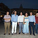 El espectáculo de luz y sonido 'La Luz de Cervantes' pone el broche de oro a la 39 edición del Festival de Teatro Clásico de Almagro. Foto: JCCM.