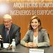 Marta García inaugura jornada sobre Rehabilitación Edificatoria_2. Foto: JCCM.
