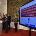 El presidente de Castilla-La Mancha, Emiliano García-Page, ha presentado el proyecto definitivo de las obras del nuevo Hospital General Universitario de Toledo. Foto: JCCM.