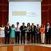 José Ignacio Echániz reibe un premio de la ONT (1). Foto: JCCM.