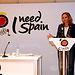 Casero presenta la oferta turística de CLM a los 33 consejeros de turismo de las Oficinas Exteriores de España (1). Foto: JCCM.