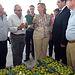 Soriano visita Cooperativa en Cebolla (Toledo). 31-07-14