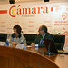 Patricia Franco anuncia la puesta en marcha el próximo año del Plan de Internacionalización de Castilla-La Mancha 2016-2020. Foto: JCCM.
