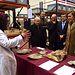 Cospedal presenta el futuro Museo de Paleontología. Foto: JCCM.
