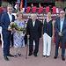 Homenaje a los Mayores en Valdepeñas (Ciudad Real). Foto: JCCM.