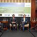 Romaní clausura la jornada 'Alternativas para crecer. Vías de financiación para las empresas', organizada por la APD (1). Foto: JCCM.