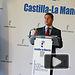 """García-Page anuncia la inminente puesta en marcha del Plan Extraordinario de Empleo, las oficinas antidesahucio y la supresión de diez tasas """"injustas"""". Foto: JCCM."""