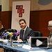 El presidente de Castilla-La Mancha, Emiliano García-Page, inaugura el congreso 'El emprendimiento como iniciativa' organizado por la Unión de Asociaciones de Trabajadores Autónomos y Emprendedores (UATAE). Foto: JCCM.