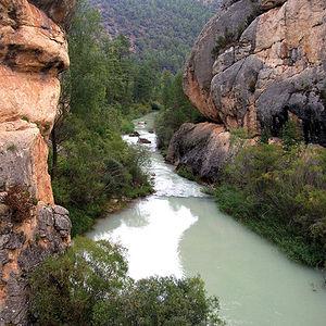Declarado Parque Natural en el año 2000, es el sistema de hoces fluviales más extenso de Castilla-La Mancha.