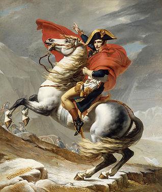 En 1799 el general Napoleón Bonaparte concentró todo el poder político en su persona. imagen de archivo.