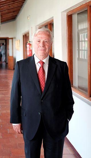 José Luis García Paniagua, presidente de Solimat.