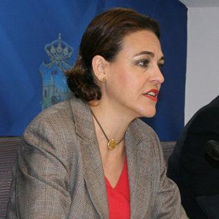 Magdalena Valerio en una imagen de archivo.