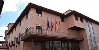 Ayuntamiento de Herencia, Ciudad Real.