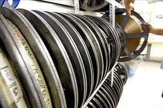 Rollos de películas de cine (Foto:Archivo)