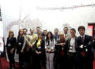 Feria Expovinis 2011, que se ha celebrado en Expo Center Norte en Sao Paulo