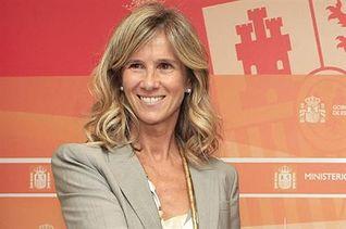Cristina Garmendia. Foto: EFE
