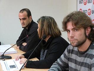 Foto de la rueda de prensa